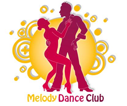 Logo Melody Dance Club